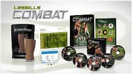 Les Mills Combat Challenge Pack