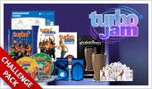 Turbo Jam Challenge Pack