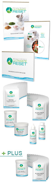 Ultimate Reset™ with Deluxe HD