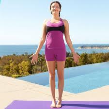 Yoga: Mountain Pose